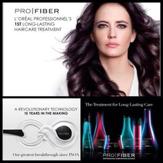 Introducing Pro|Fiber By L'Oreal Professionnel @znevaehsalon #profiber #lorealprofessionnel #znevaehsalon