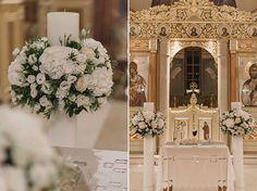 Elegant aqua and gold wedding Greek Wedding, Gold Wedding, Bougainvillea Wedding, Wedding Decorations, Table Decorations, Wedding Ideas, Happy Day, White Flowers, Wedding Bouquets