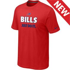 NEW: Bills Just Do It T-shirt from Nike.
