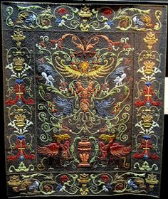 William Morris in Quilting: Quilt Gallery and Patterns