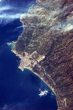 Chris Hadfield's View of Earth from Space | CTV News  Latakia, Syria