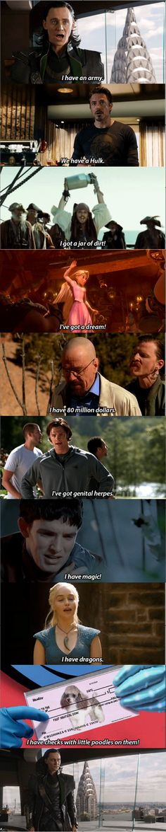 I laughed wayyy too hard when I reached Sam <3 #Supernatural and to this day love love love love that scene.