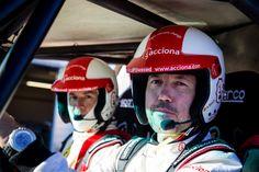 ACCIONA 100% Ecopowered,el primer vehículo eléctrico y cero emisiones que compitió en el Dakar 2015, la prueba del motor más dura del mundo acciona.sa/EsgZU