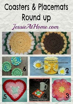 crochet 8- potholders on Pinterest | Potholders, Dishcloth and Tea ...