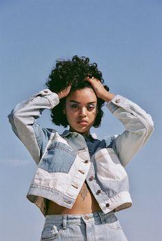 UO Denim: Yazmine Rosario - Urban Outfitters - Blog