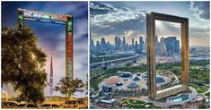 "Gallery of ""World's Largest Picture Frame"" Opens in Dubai - 1"