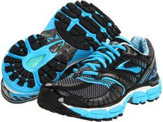 THE most amazing running shoes my feet ever tried on!! Women's Brooks Glycerin 9.