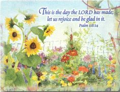Note Cards - This is the day..... (Psalms 118:24) KJV - Judy Buswell