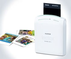 Fujifilm Instax Share Smartphone Printer | DudeIWantThat.com