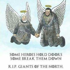 #RIPHodor #RipWunWun