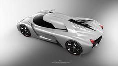 Project F Concept by Ugur Sahin Design