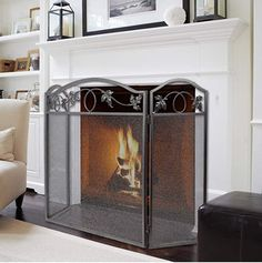50 Best Contemporary Fireplaces Tools