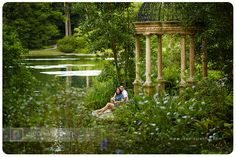 Crina and Alex started writing their #LongwoodStory by taking their engagement photos in the Gardens! http://www.jean-valentin.com/blog/longwood-gardens-engagement-session-crina-alex/