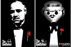 The Godfather - Playmobil Clicks