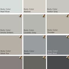 Grey Colors color palette love the taupe and grays! | master bedroom ideas