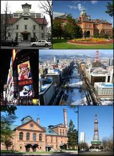 "Wikipedia contributors, ""Sapporo,"" Wikipedia, The Free Encyclopedia, [http://en.wikipedia.org/wiki/Sapporo] (accessed July 22, 2012)."