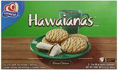 Gamesa Hawaiians Cookies, 15.1 Ounce Hawaiian Cookies, Gourmet Recipes, Bakery, Coconut, Breakfast, Food, Morning Coffee, Essen, Meals