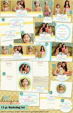 MK111A - 12 pc Marketing Set