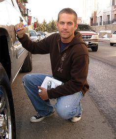 """A Humble Guy The Hollywood hottie was seen autographing a 2005 Silverado Pickup.  """"I'm pretty rough around the edges, probably to a fault. I think that's just the generation that I came up under, the kind of guys that I was raised up under. The neighborhood that I grew up in,"""" he told Glamour in October 2011. """"I always questioned whether I should be a little more refined. But at the end of the day, I didn't care that much. I am who I am."""""""