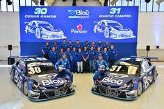 César Ramos e Márcio Campos serão os pilotos da equipe comandada por Maurício Fontenete e que conta com apoio da Blau Farmacêutica A partir de agora, o badalado grid da Stock Car contará com uma nova equipe: a Blau Motorsport. Sediada em Cotia, região metropolitana da Grande São Paulo, o time comandado pelo engenheiro Maurício ...
