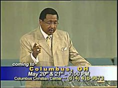 52 Leroy Thompson - Developing Your Access To Faith   Pt 1 of 4