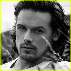 Outlander's Sam Heughan Takes JJ's Spotlight - Scotland Edition! (Exclusive Pics) - Sam Heughan couldn't be any hotter in this exclusive new pic from the latest edition of the Just Jared Spotlight Series.