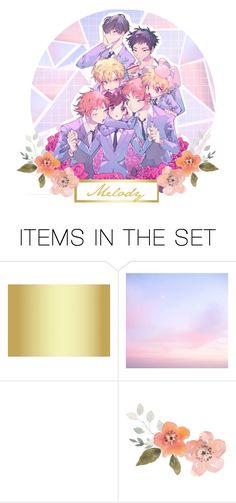 """icon for @song-bird-luv"" by themessenger151 ❤ liked on Polyvore featuring art, anime and Ouran"