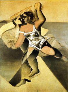 Venus and Sailor, 1925 Salvador Dali