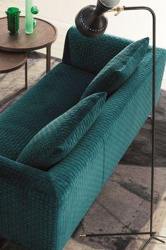 3 seater fabric sofa èS by Twils
