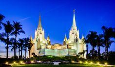 ¿Por qué es tan importante para los mormones edificar templos?