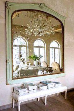 Such a grand mirror