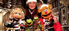 muppet christmas carol!  Love this and watch it every Christmas