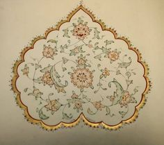 Hand Embroidery Patterns Free, Embroidery Motifs, Islamic Art Pattern, Pattern Art, Brazilian Embroidery Stitches, Illumination Art, Turkish Art, Islamic Art Calligraphy, Arabic Art