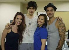 More recently, Lea was on a concert tour in Japan with other musical stars Sierra Boggess, Ramin Karimloo, and Yu Shirota. | Definitive Proof That Lea Salonga Is A Living Disney Princess