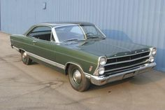 "1967 Ford Fairlane 500, 427ci-410hp 4bbl/T10 4speed/3.89 9"" TracLok axle & HD cooling and suspension"
