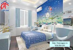 Thiết kế phòng ngủ trẻ trung và hiện đại - TA04 | Thiết kế nội thất Tủ bếp xinh