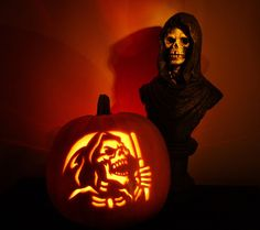 30 best cool creative scary halloween pumpkin carving ideas 2013 - Cool Halloween Designs