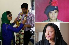 Acid Attack Victim Sonali Mukherjee Ties the Knot