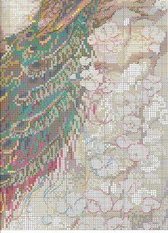Персидский сад | Скачать схему бесплатно на сайте Stitchart.net