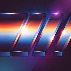 Signalnoise :: The Work of James White - Neo-Chrome Series 80s Design, Neon Design, Graphic Design, James White, New Retro Wave, Retro Waves, Retro Futuristic, Futuristic Design, Vaporwave Art