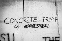 Concrete Proof of Apartheid, Jerusalem by Katie Archibald-Woodward