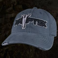Gray Flex Fit Kryptek Hat