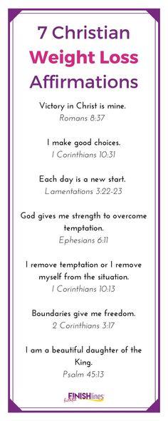 Christian|Weight Loss|Diet|Healthy Eating|Fitness|Wellness|Health|Bible Verse