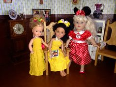 PennilessCaucasianRubbish American Doll Adventures: Great Day in Doll Land! New Member Joins Doll Posse! ((Plus! We Upcycle Girls Top as a Doll Dress for her!!))