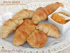 Brioche integrali con composta di arance Blog Profumi Sapori & Fantasia