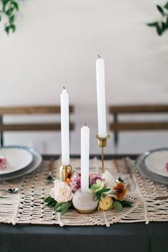Styling by Embrace the Day Events | Charla Storey Photography | Plates from CB2 | Rentals from Posh Couture Rentals & Pretty Little Plates | Flowers from Oh Deery Floral