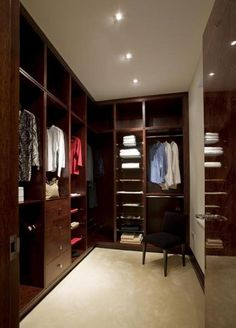 Closet Organization Ideas Pictures, Plans and Storage Ideas featuring walk-in closets and simple closet organizers and closet designs for small rooms. Dressing Room Design, Closet Planning, Room Remodeling, Room Lights, Room Pictures, Closet Organizers, Cool Rooms, Room, Room Design
