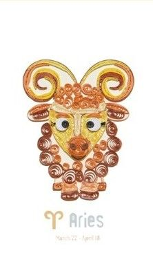 Quilled Zodiac Signs / So Crafty on Squidoo