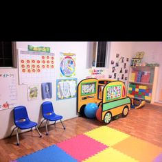 Footprints Family Childcare: Classroom