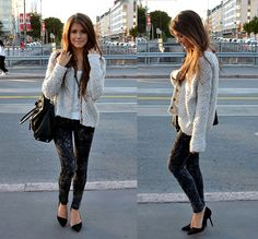 this girl's style is amazing. check out her blog: mariannan.indiedays.com